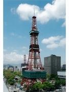 さっぽろテレビ塔、3月塗り替え作業へ-赤色存続、一部「海松藍」色に