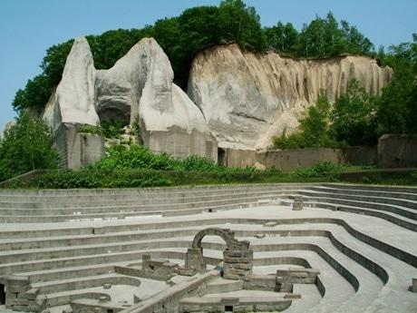 さっぽろ景観総選挙で1位に選ばれた「石山緑地」(提供:札幌市)