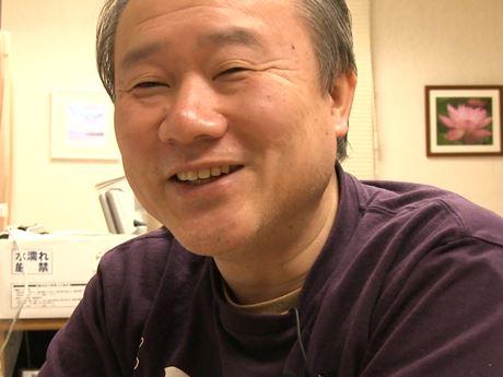 「胎内記憶」について語る産婦人科医の池川明さん