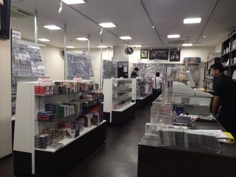 ノルベサにリニューアルオープンしたMINT札幌店