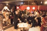 札幌で「和装deフレンチ」-100人が和文化を体験