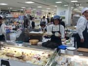 札幌・東急百貨店で「ミルク&ナチュラルチーズフェア」-乳製品一堂に