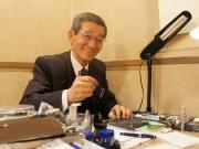 札幌円山の甘味処でペンクリニック 事務用品販売会社がプロデュース