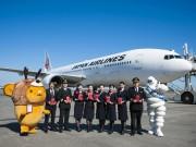新千歳空港でミシュランと日本航空がコラボ ミシュランガイド発売記念イベントで