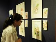 大丸札幌で「羽海野チカの世界展」 北海道初公開の原画150点以上