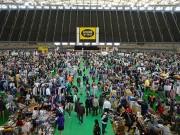 札幌で大規模フリマ「ゴールデンマーケット vol.41」 お笑いライブも