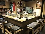 札幌で道東料理「道東の狼 新鮮組」が移転 記念で生カキ100円も