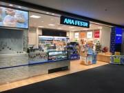 新千歳空港制限エリア内に「ANA FESTA」 作りたてシュークリームも