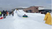 札幌競馬場で「雪フェスタ」 雪を使ったさまざまなイベント用意