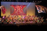 札幌のニトリ文化ホールで「YOSAKOIソーラン」 迫力ある演舞を披露