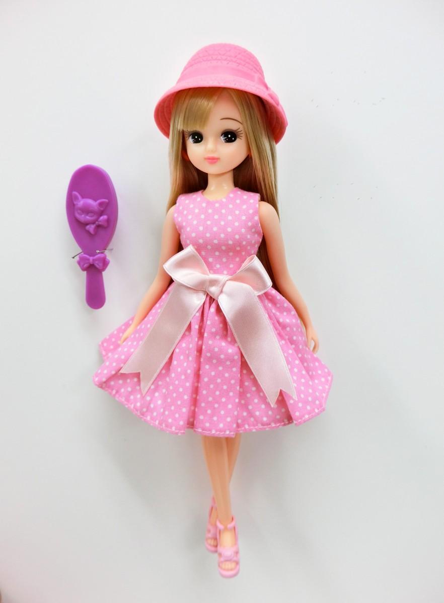 自分だけのオリジナルリカちゃんを作る「お人形教室」も © TOMY