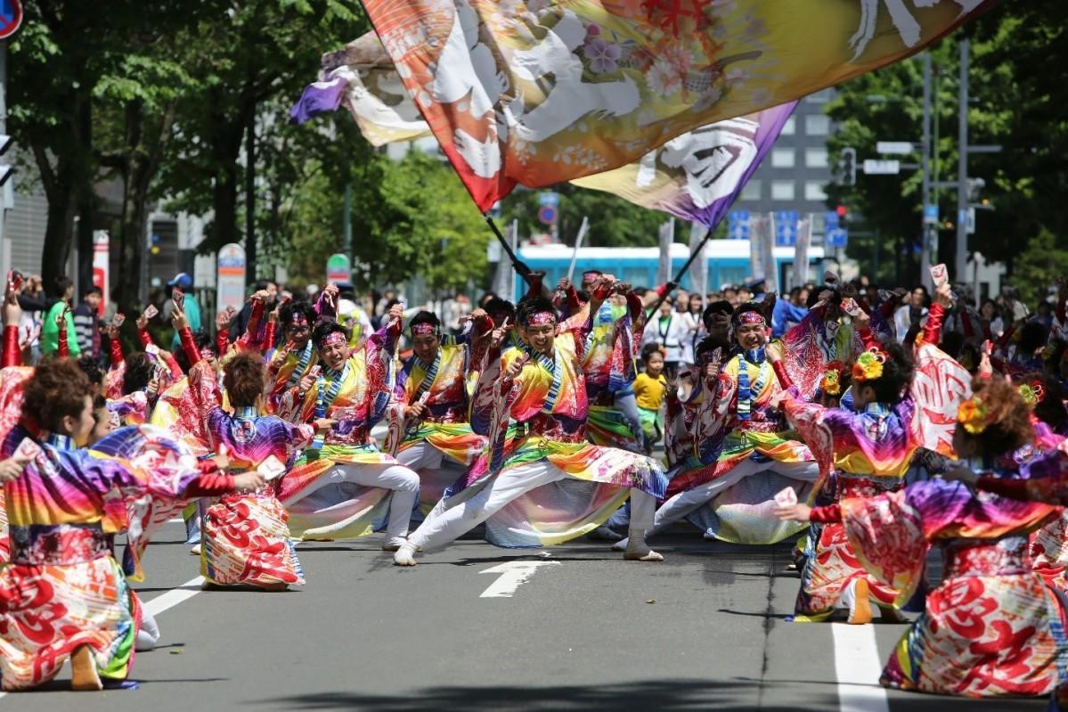 提供:YOSAKOIソーラン祭り組織委員会
