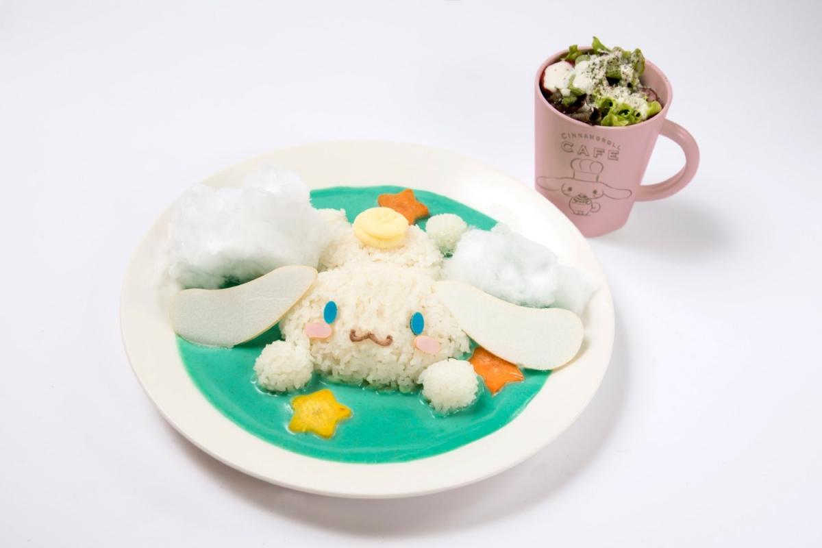 空飛ぶシナモンカレー~マグカップ付き~(1,590円)