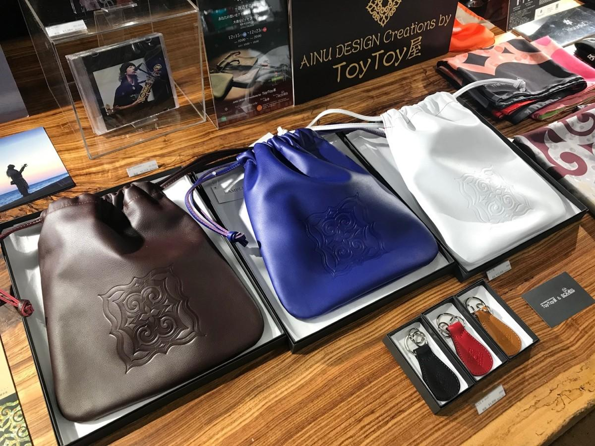 日本で唯一の馬具メーカー「SOMES SADDLE」と初コラボした革製品