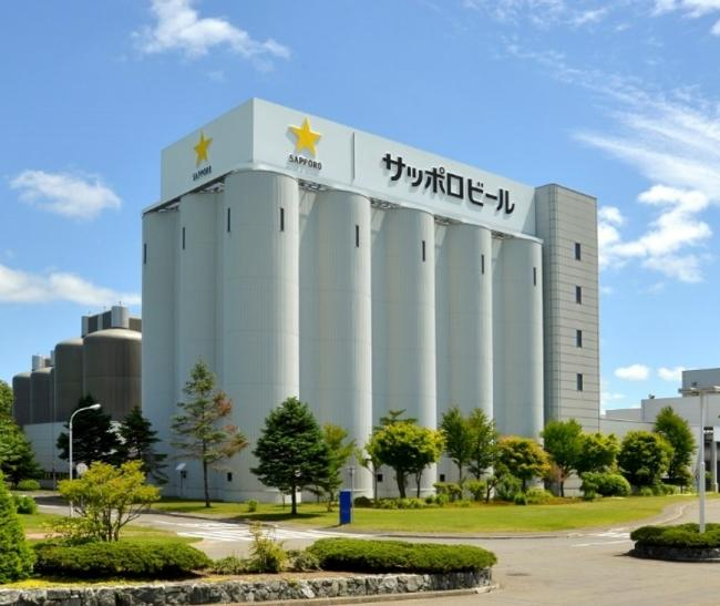 サッポロビール北海道工場外観