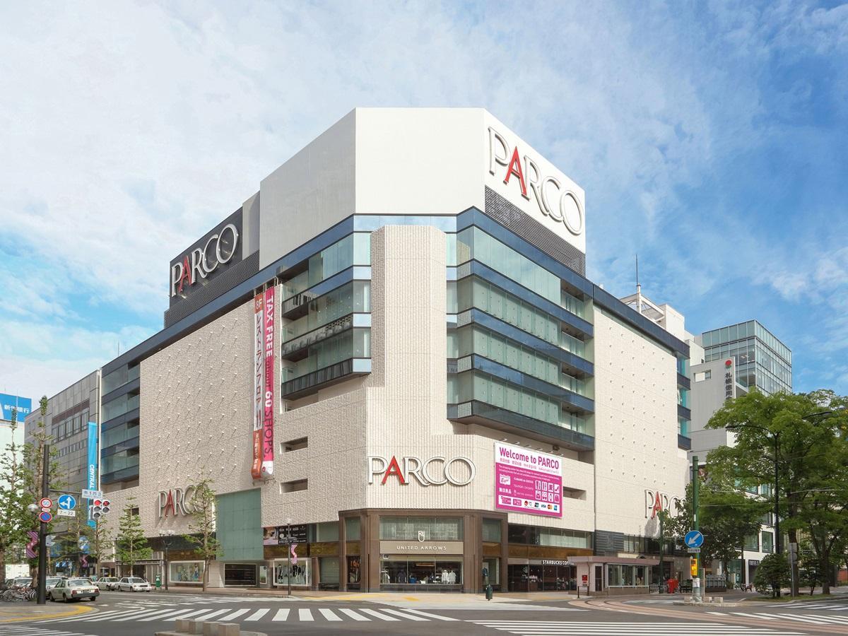 来春までに売り場面積の約60%を改装する「札幌パルコ」