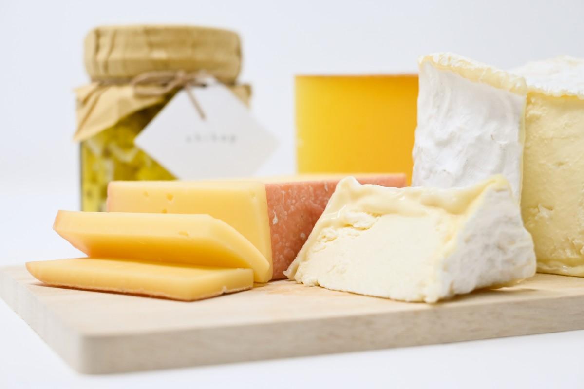 「チーズ工房チカプ」の商品の一例