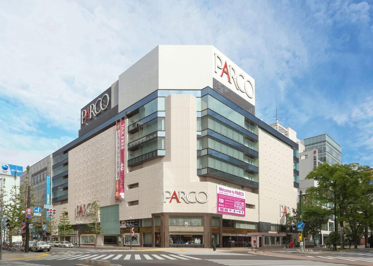会場の札幌パルコ