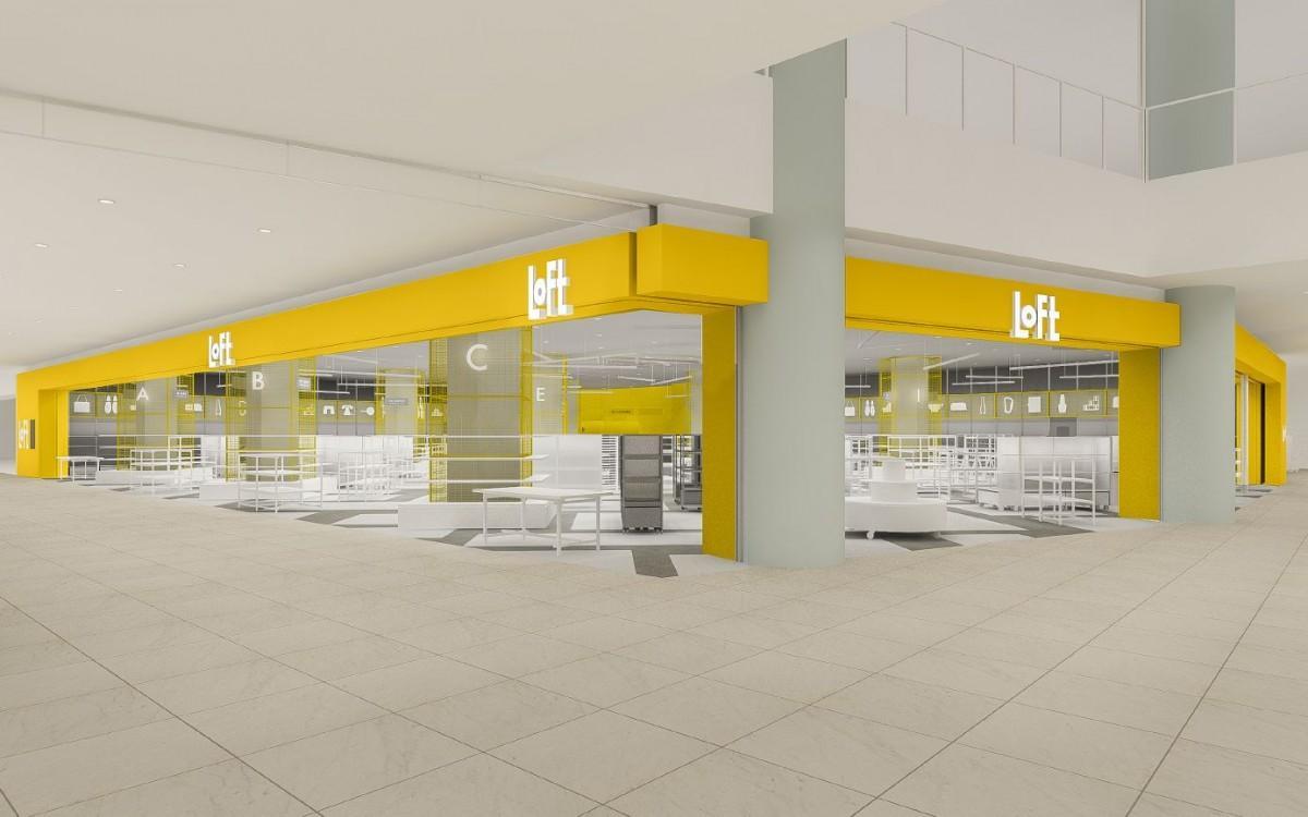 アリオ札幌ロフト 店舗イメージ