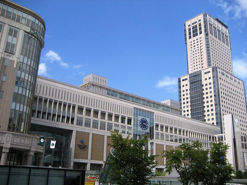 札幌ステラプレイス外観