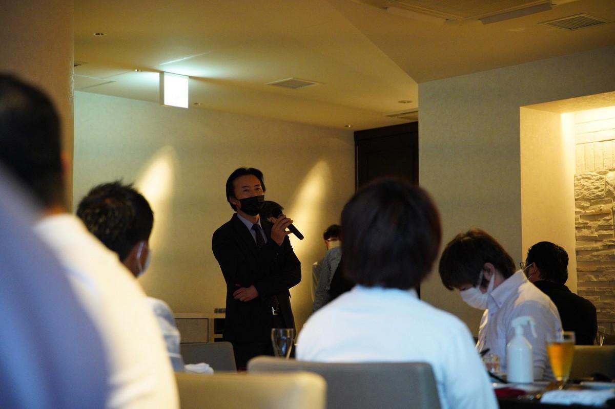 7月に開催された名古屋会場の様子