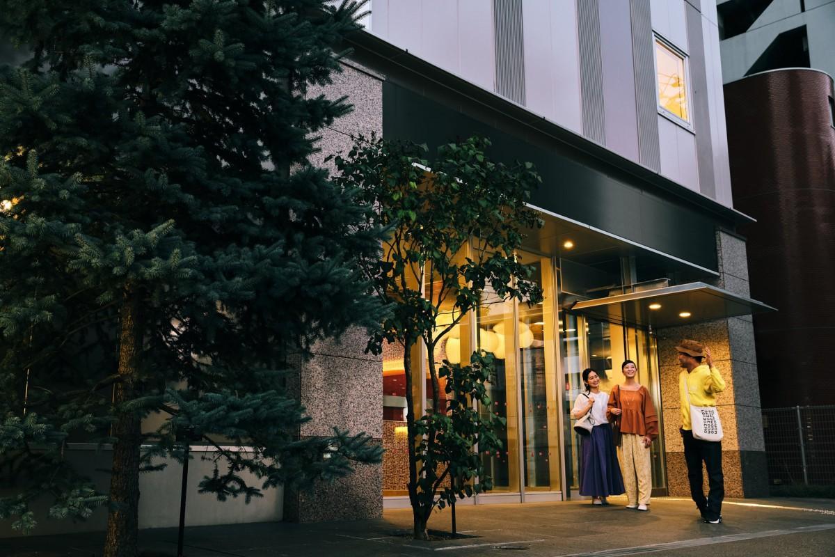 OMO3札幌すすきの外観