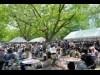 札幌大通公園で「ライラックまつり」 道産食材使った外国料理も