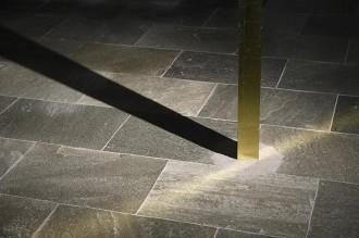 札幌・モエレ沼公園で彫刻家・藤沢レオさんの個展 「柱」をテーマに