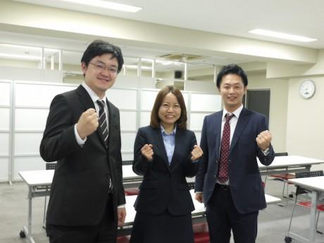 中央会計の創業スクール担当講師たち