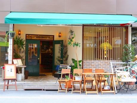 イタリアン「ハングリータイガー大阪」の店舗外観