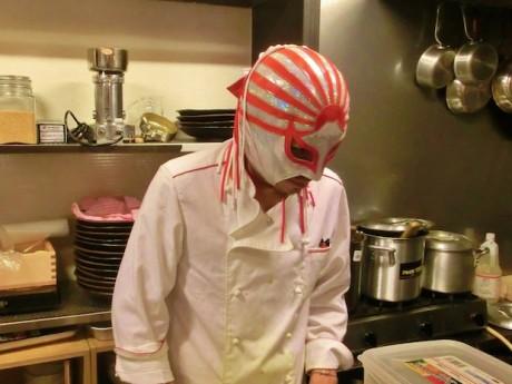 「スパイス食堂 Fuji-yama Kohta」の覆面オーナー