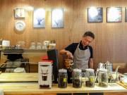 大阪・肥後橋にコーヒー専門店「ブルーライン」 季節限定メニューも