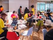 大阪・本町で「パッカソン」  パ・リーグの観戦サービス開発競う