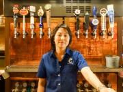 大阪・靱公園近くに「アウトドア」コンセプトのクラフトビール店