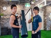 大阪・北浜に人工芝のトレーニングジム 本社オフィスを併設