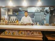 大阪・本町に中華料理「キッチンハル」 イタリア料理風に盛り付け