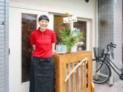 大阪・北浜にミートソースパスタ専門店「リッカ」 ラーメン店風の内装