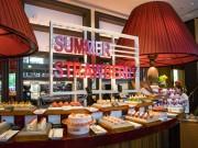 セントレジス大阪で新ビュッフェ「夏・いちごフェス」 かき氷など約40種