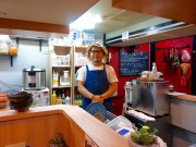 大阪・肥後橋にカレーと総菜の店「はらいそスパークル」 自家製パクチーのトッピングも