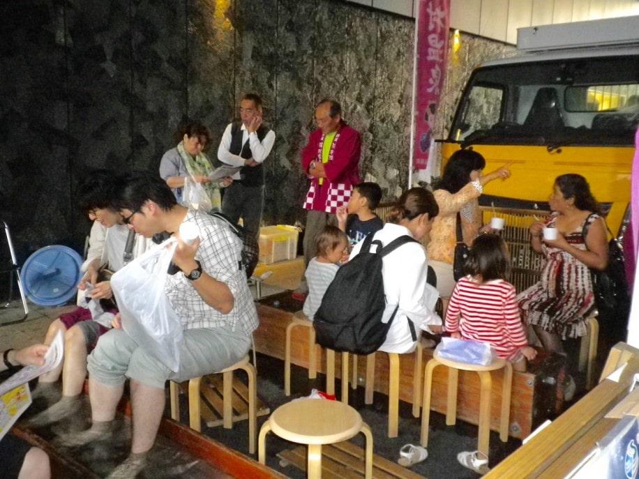 昨年度開催時の様子(写真提供=産経新聞社 大阪事業部)