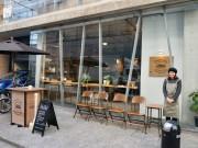 大阪・北浜にカフェ新店 リノベーション会社が開業、SNS経由で東京から来店も