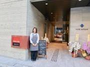 大阪・本町にビストロ「ボンヴァン」 ビジネスホテルの1、2階に