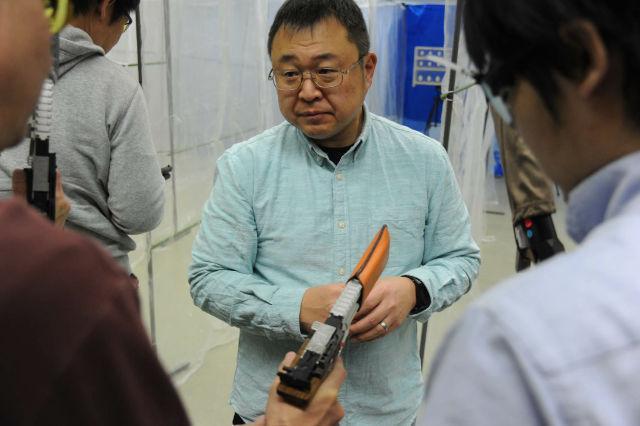 講師の木田知宏さん