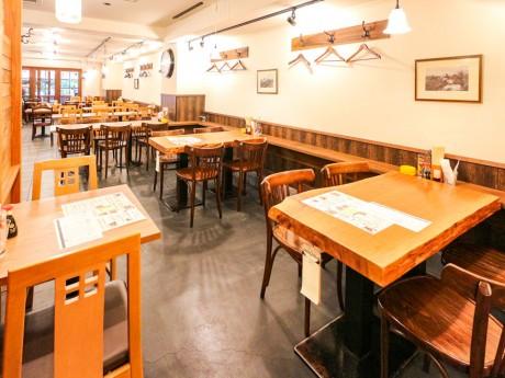 本町 サル 食堂 地図 :