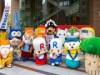 大阪・神農祭にゆるキャラ16体が集結 「くすりの町」PR