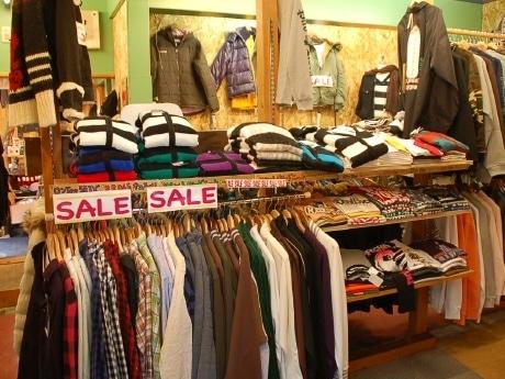 12月に増床した店内の販売スペース
