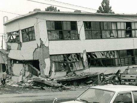 宮城県沖地震の克明な記録をメディアテークで上映 - 仙台経済新聞