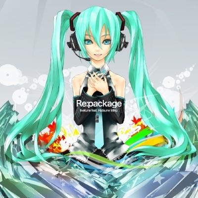 アルバム「Re:package」ジャケット画像