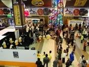 仙台駅で「反射材フェア」-アントキの猪木さんやキッズチアリーダーもPR