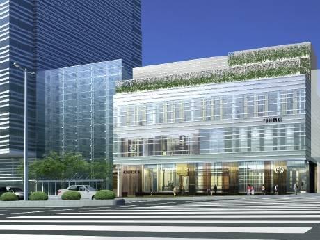藤崎 仙台 仙台で発展したローカル百貨店の雄「藤崎」の藤﨑家